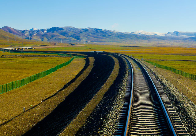 10 Days Tibet Train Tour from Beijing