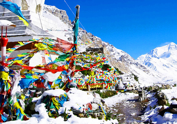 7 Days Tour to visit Everest Base Camp
