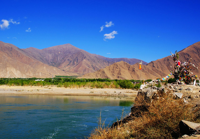 11 Days Xining to Lhasa Overland Tour