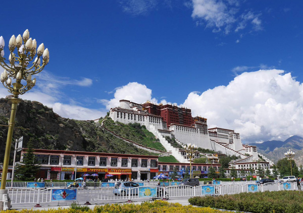 5-Day Lhasa Classics and Lake Yamdrok Tour
