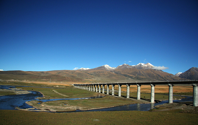 Qinghai Tibet Railway Facts