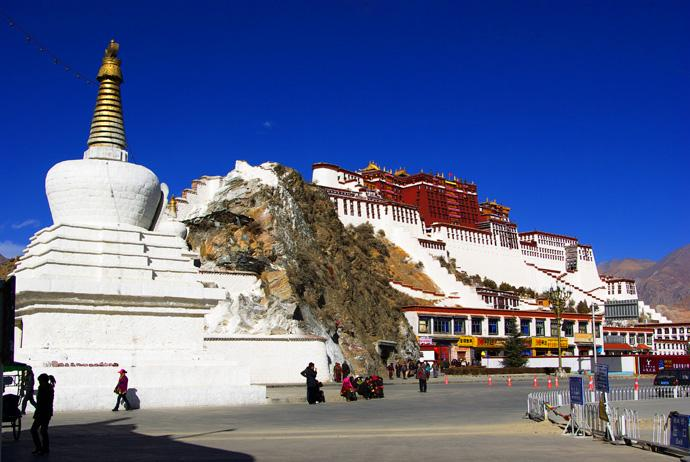 Travel to Tibet from London