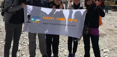 about travel tibet china