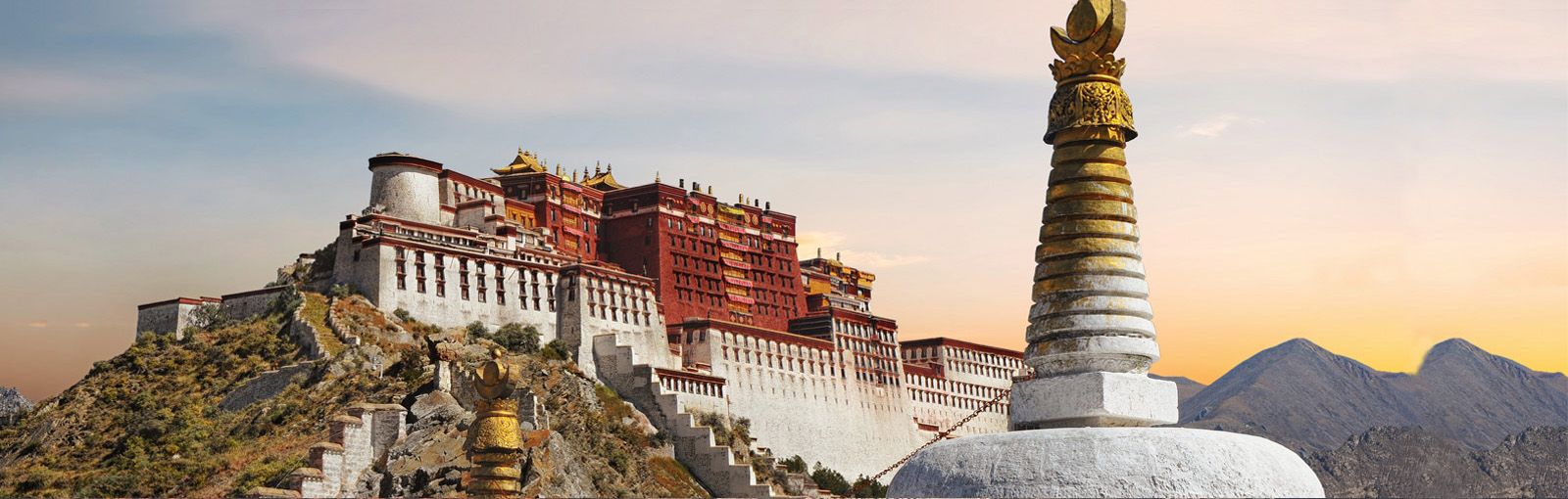 Tibet Group Tour,Lhasa Tour