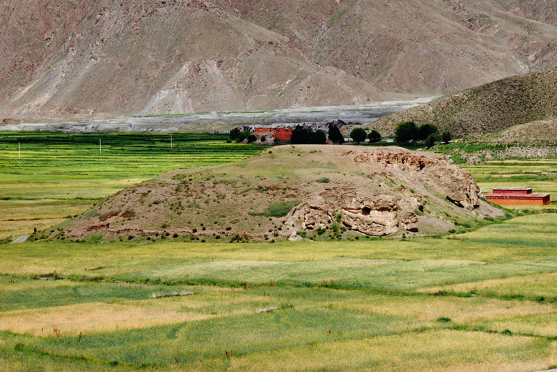 Tombs of the Tibetan Kings